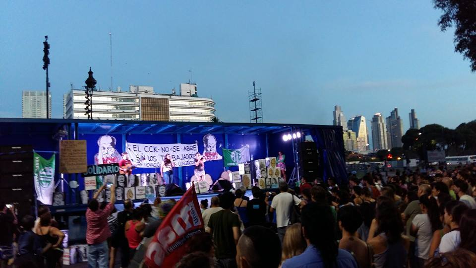 Festival por el CCK