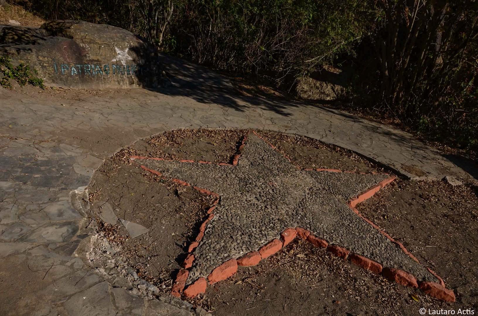 A orillas del Rio Churo, donde el Che fue capturado ©