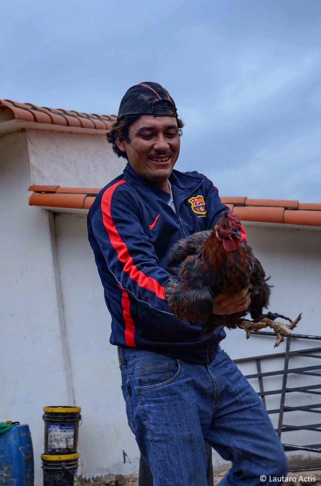 Juego de la gallina, el ganador ©