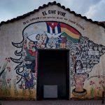 La Morgue de Valle Grande, donde las manos del Che fueron cortadas ©