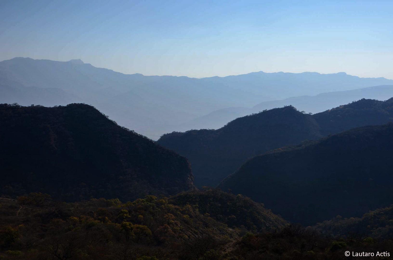 Quebrada del Churo, donde el Che fue capturado ©